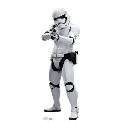 "Star Wars: The Force Awakens 7 6"" The Force Awakens Stormtrooper Standup"