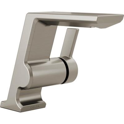 Delta Faucet 599-LPU-DST Pivotal 1.2 GPM Single Hole Bathroom Faucet Less Drain Assembly
