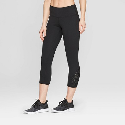 Women's Everyday Punchwork Mid-Rise Capri Leggings - C9 Champion®