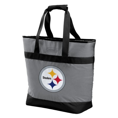 NFL Pittsburgh Steelers Rawlings 30-Can Soft Sided Cooler Tote