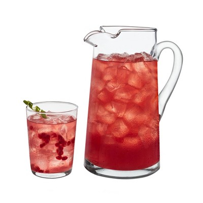 Libbey Collins Entertaining Beverage Server 5pc Set