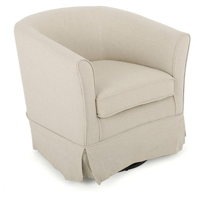 christopher knight club chair desk with storage bin uk cecilia fabric swivel home target