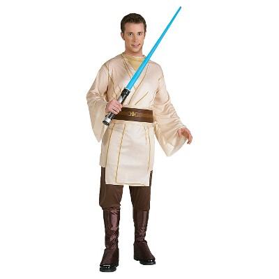 Star Wars Men's Jedi Adult Costume One Size