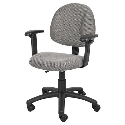 posture deluxe chair swing stand only with adjustable arms gray target
