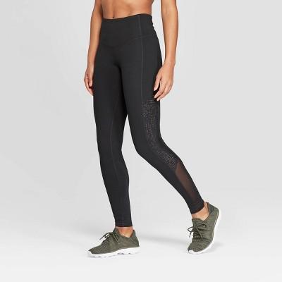 """Women's Everyday High-Waisted Punchwork Leggings 28.5"""""""