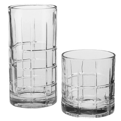 Anchor® Manchester 16pc Assorted Tumblers
