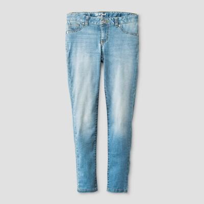 Girls' Super Skinny Jeans - Cat & Jack™ Light Wash