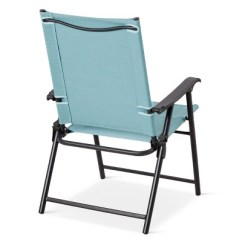 Patio Folding Chair White Wing Sling Threshold Target