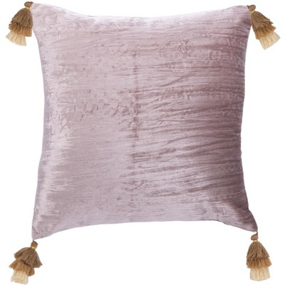 purple pillows target