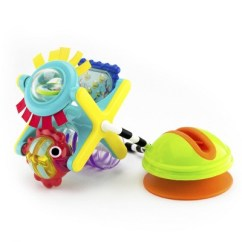 High Chair Suction Toys Cover Aliexpress Sassy Baby Fishy Fascination Station Toy Target