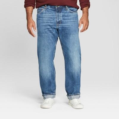 Men's Tall Slim Fit Jeans - Goodfellow & Co™ Medium Wash