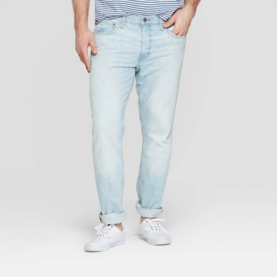 Men's Tall Slim Fit Jeans - Goodfellow & Co™ Light Denim