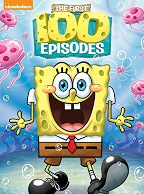 SpongeBob SquarePants First 100 Episodes DVD Target