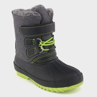Toddler Boys' Bastien Winter Boots - Cat & Jack™