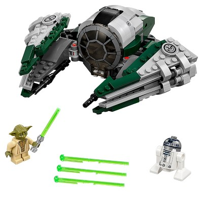 LEGO® Star Wars™ Yoda's Jedi Starfighter™ 75168