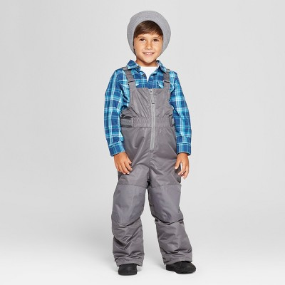 Toddler Boys' Snow Pants - Cat & Jack™ Gray