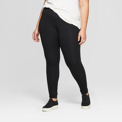 Women's Plus Size Ankle Length Leggings - Ava & Viv™