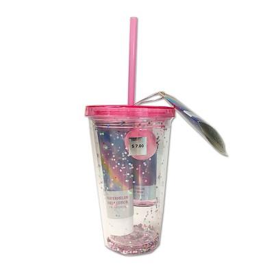 Watermelon Bath Tumbler Tween Gift Set - 5pc - Target Beauty™