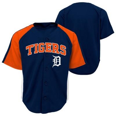 MLB Detroit Tigers Boys' Infant/Toddler Team Jersey