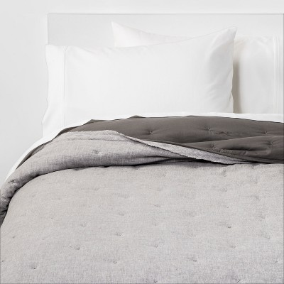 Linen Blend Tufted Quilt - Threshold™