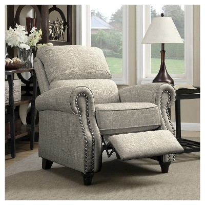 push back chair patio covers home depot recliner prolounger target