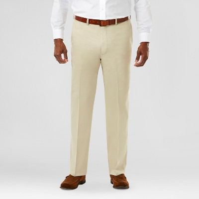 Haggar H26® Men's Big & Tall No Iron Classic Fit Stretch Trouser Pants