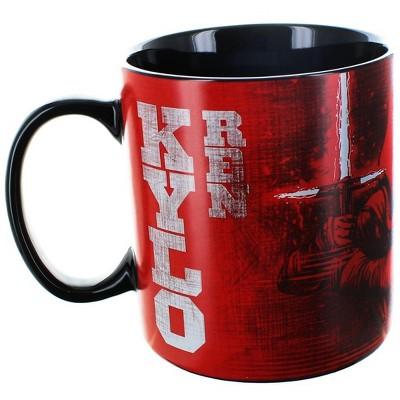 "Star Wars ""The First Order Kylo Ren"" Coffee Mug"