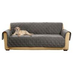 Sofa Waterproof Cover Jackson Furniture Belmont Chenille Gray Non Slip Sure Fit Target