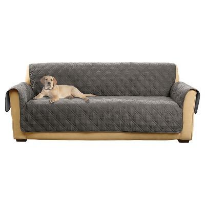 dual reclining sofa slipcover target