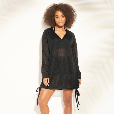 Women's Knit Beach Cover Up Hoodie - Kona Sol™