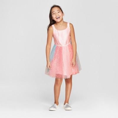 Girls' Tutu Dress - Cat & Jack™ Pink