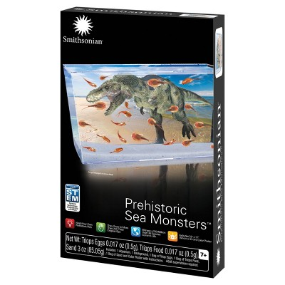 Smithsonian Prehistoric Sea Monsters Kit Target