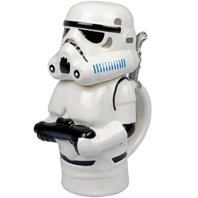 Star Wars Rogue One Stormtrooper 22-oz Ceramic Stein Mug
