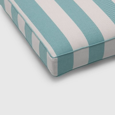 turquoise outdoor cushions target