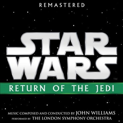 John Williams - Star Wars: Return Of The Jedi (CD)