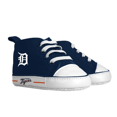 MLB Detroit Tigers Baby Sneakers - 0-6M