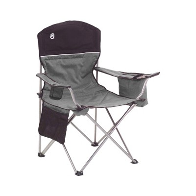 coleman cooler quad chair target contemporary accent chairs oversized with and cup