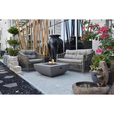 westport 34 natural gas fire pit outdoor backyard patio heater elementi