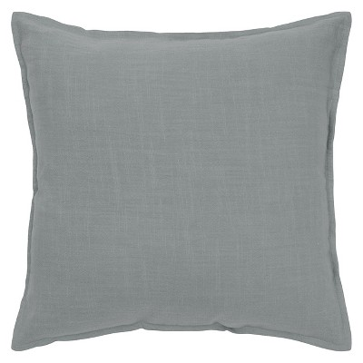 Solid Throw Pillow - Rizzy Home®