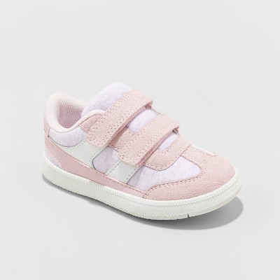 Toddler Girls' leitha Sneakers - Cat & Jack™ Pink Lilac