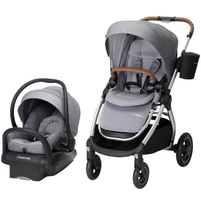 Maxi-Cosi Adorra All-in-One Modular Travel System with Mico Max 30 Infant Car Seat