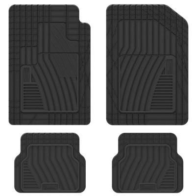 "19""x34"" 4pc Shape Fit Rubber Black - Michelin"