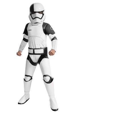 Kids' Star Wars Episode VIII - The Last Jedi Super Deluxe Executioner Trooper Costume