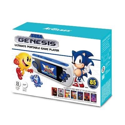 Sega Genesis Ultimate Portable Game Player