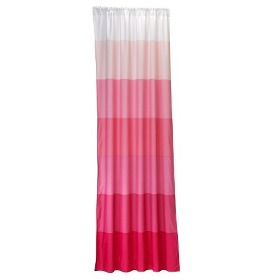 NoJo Curtain Panels - Pink Ombre