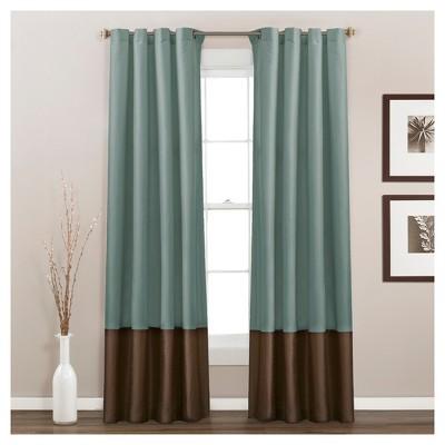 "Prima Window Curtain Panel Pair (84""x54"") - Lush Décor"