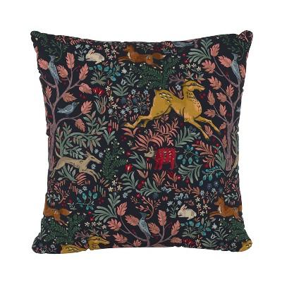 animal print throw pillow skyline furniture