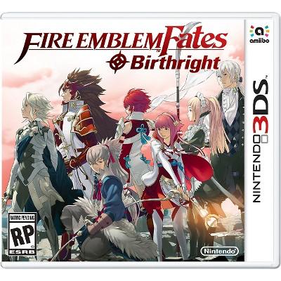 Fire Emblem Fates: Birthright Nintendo 3DS