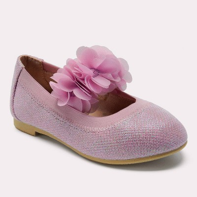 Toddler Girls' Oriana Ballet Flats - Cat & Jack™