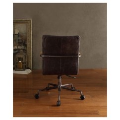 Harith High Back Leather Executive Chair 2 Seater Dining Table And Chairs Office Acme Target